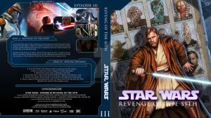 Star Wars - Episode 3 - Revenge of the Sith by JamshedTreasurywala