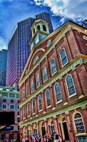 HDR Boston Square by braxtonds