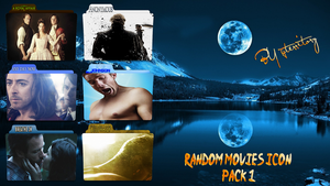 Random Movies Icon - Pack 1 (Requested) by gterritory