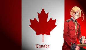Canada Wallpaper by gaaradesert6