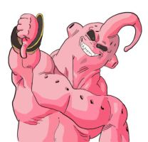 super buu by PaulDS89