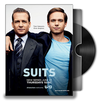 Suits Season 1 by Natzy8