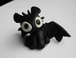 Toothless by PikaCathy