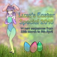 Luxa's Easter Special 2015 by Luxianne
