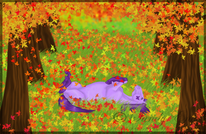 Smell of Autumn by sana-0095