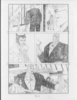 Hulk and Wolverine page 2 by RoyPrince