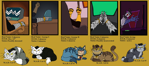 One Dr. Claw? No -- FIVE Dr. Claws by Rinjapine