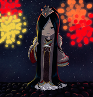 Baby, You're a Firework by Tokyopyon