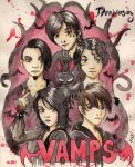 VAMPS 7 Anniversary by ArGe