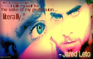 Jared -masochist- by auris2406