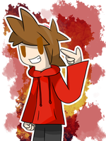 Tord by SapphireCharm0089