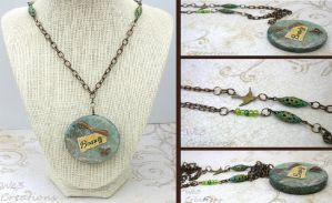 Natural Beauty Necklace by kelleejm1