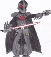 The Sith Lord by KATTALNUVA