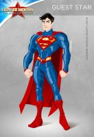 Guest-star: The man of steel by tremary