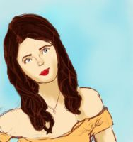 Belle by spikeandshay