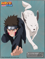 Kiba And Akamaru by Deidara465