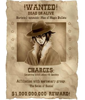 Wanted by yaoifan