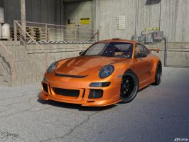 Porsche 911 GT3 Tuned by cipriany