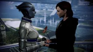 I Want More Liara by Revan654