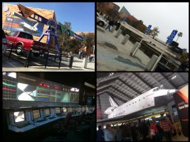 Endeavour at The California Science Center by Diana-Huang