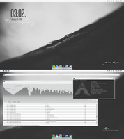Arch + KDE 2.2016 by chriptik