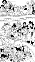 DBZ by Essency
