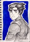 Sketch 9 Bolin by Shricka