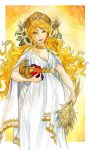 - Demeter - Greek  Goddess of Harvest  - by ooneithoo