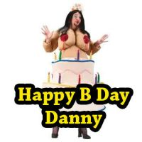 Danny B Day by buddyjim
