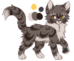 Cat Adopt  4 [CLOSED] by FlaaffysTaffyAdopts