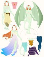 MGC: Tierney Paperdoll I by Valky
