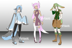 Sketch Adopts (36 hours Auction) (CLOSED) by Ririkou-Adopts