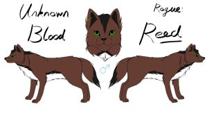 Unknown Blood - Reed Reference by fluffylovey