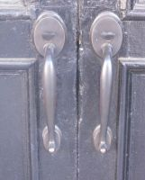 Stock: Door Handles by Stock-By-Michelle