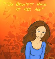 The Brightest Witch of Her Age by twirkle