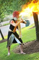 Natsu Cosplay 9 by Existential-X