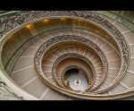Vatican Staircases by lesogard
