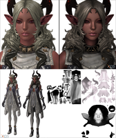 TERA - Ambient Occlusion Practice by deant01