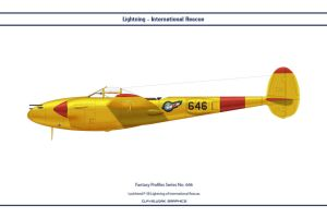 Fantasy 646 P-38J International Rescue by WS-Clave