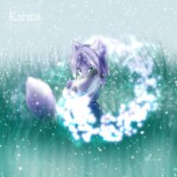 Karma for extvia by Foxxie-Angel