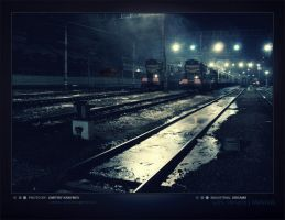 "Industrial Dreams ""photo v"" by DiEmotion"