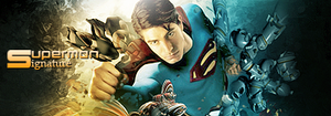 Superman Signature by criscracker