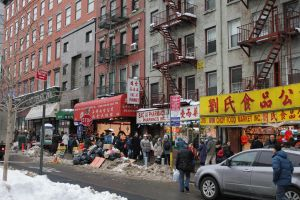 Chinatown..NYC by wingsofdragons