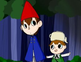 Over The Garden Wall by AskIce-Princess