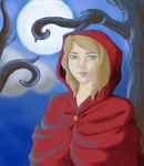 Little Red Riding Hood by Thor-ium