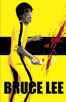 Bruce Lee by ViciousJulious