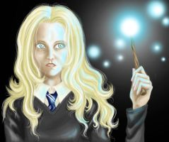 Luna: Lumos by Norloth