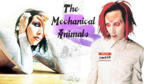 Mechanical Animals by RobDulga