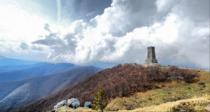 Shipka peak by Jointor