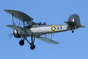 Fairey Swordfish I by Daniel-Wales-Images
